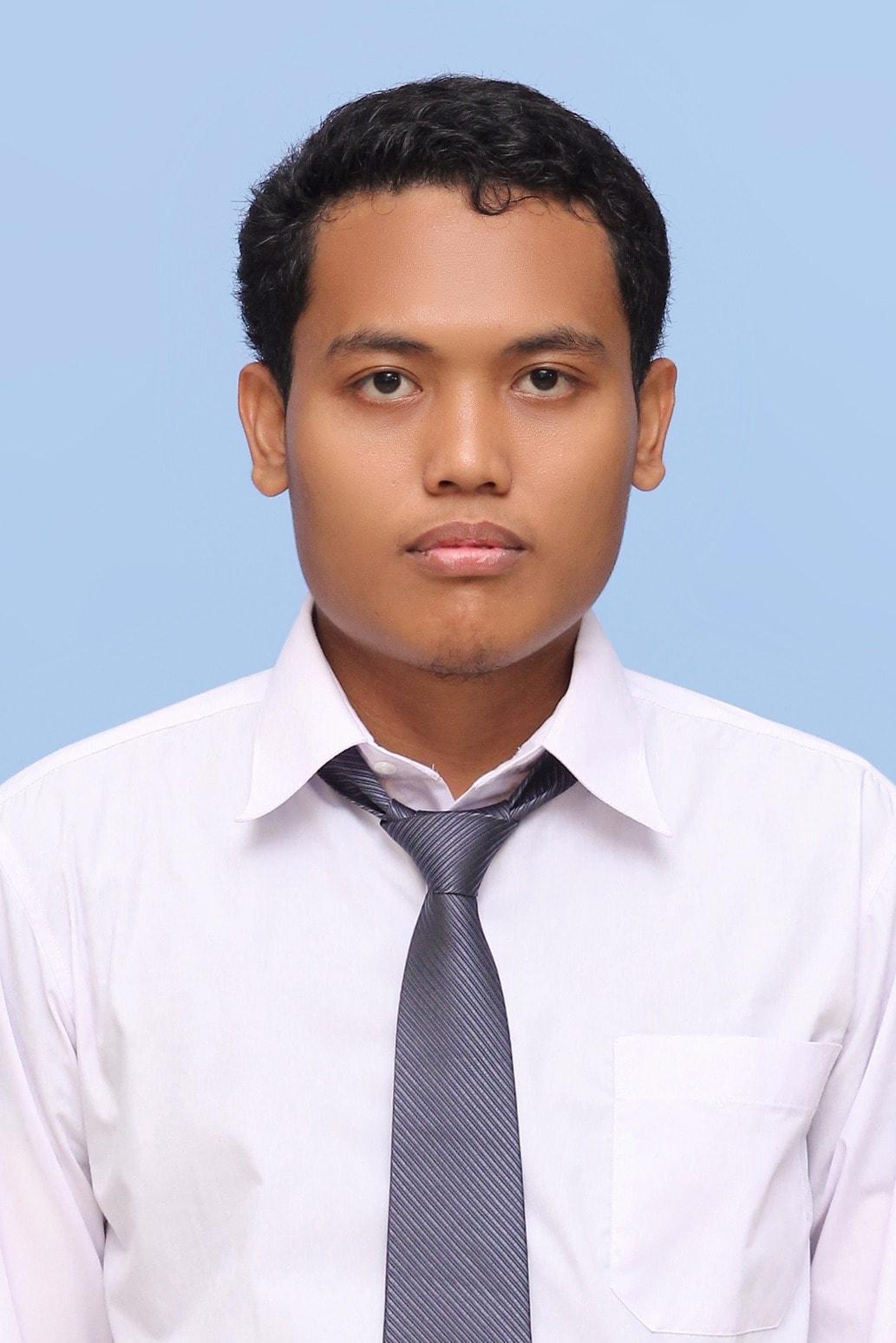 Muhammad Rizqi H, A.Md.